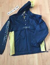 Vintage 90s Tommy Hilfiger Sailing Windbreaker Pullover Jacket XL Mens SPELLOUT