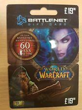 World of Warcraft / Battle.Net Gametime Card (emailed within 24hrs)