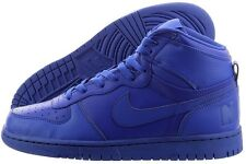 BIG NIKE HIGH SNEAKERS 336608 440 MEN'S SIZE 9.5 GAME ROYAL SHOES