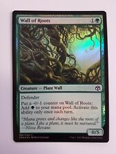 Wall of Roots - FOIL - Iconic Masters (Magic/mtg) Common