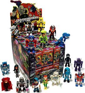 Transformers & GI Joe Vinyl Mini Series Mystery Minis Blind Box [24 Packs]