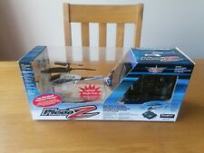 Silverlit PicooZ MX1 Extreme Micro Helicopter Blue