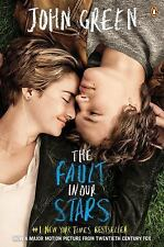 The Fault in Our Stars by John Green (2014, Paperback, Reprint, Movie Tie-In)