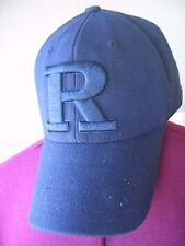 Baseball Cap~Hat~Top of the World~black~curved brim~One Fit~collegiate licensed