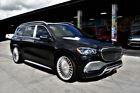 2020 Mercedes-Benz GLS Mercedes-Maybach GLS 600 4MATIC® 2020 Mercedes-Maybach GLS 600 4MATIC Used Turbo 4L V8 32V Automatic 4MATIC SUV