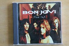 Bon Jovi  ‎– These Days     (C313)