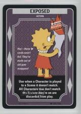 2003 The Simpsons: Trading Card Game Base #144 Exposed Gaming 1g9