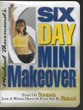Michael Thurmond'S Six Day Mini Makeover, Dvd Disc Only #A121