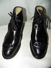 BILTRITE SQUGEE GEE II BLACK LEATHER STEEL TOE SIZE 8.5D