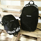 New 2017 Supreme Backpack Unisex High Quality Waterproof Laptop School Bag 17""