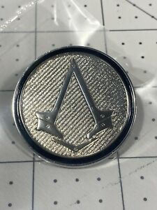 Assassins Creed Collector Pin - British Insignia - 7 In 56 (#8)