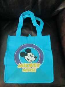 DISNEY MICKEY MOUSE REUSABLE BAG - NEW