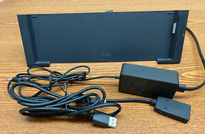 Microsoft Docking Station Model 1664 Surface Pro 3 AC Power, + Video Cables