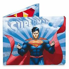 Mighty Wallet Superman In Flight - Tear-Resistant Water-Resistant Expandable