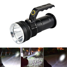 Outdoor Tactical CREE LED Emergency Flashlight Torch Handheld Lamp Rechargeable