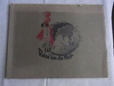 Unvollständige Sammelbilderalben (bis 1945) aus Deutschland mit Paris & Vor 1990