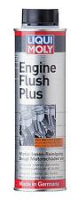 Liqui Moly Engine Flush Plus Dissolves sludge for gasoline and diesel engines