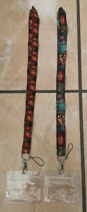 Disney's Pirates of the Caribbean Lanyard - Various Designs & waterproof holder
