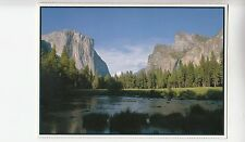 BF18667 el capitan bridal viel falls and the me  yosemite  USA  front/back image