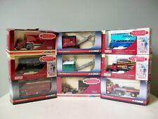 Assorted 1:76 Scale 00 Gauge Corgi Trackside Vehicles