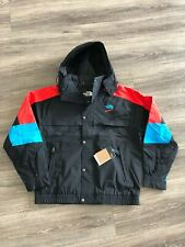 New The North Face 1990 90s EXTREME Rain Wind Mountain Jacket Bomber Mens Large