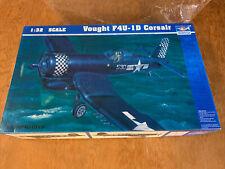 Trumpeter 1/32 Vought F4U-1D Corsair Plastic Model Kit 2221