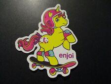 """ENJOI My Little Pony Apple Bloom Sticker 5.25"""" skateboard helmet decal"""
