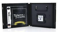 Master of Illusion Nintendo DS Video Game Complete