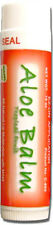 Aloe Lip Balm, Tropical Flavor, Natural Lip Healing with MSM, For Chapped Lips