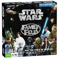 NEW Family Feud Star Wars from Mr Toys