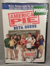 American Pie Presents: Beta House (DVD, 2007 Unrated) FACTORY SEALED PROMO MINT