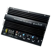12V 1000W Powerful Bass Subwoofer 105Dba Mono Car Audio High Power Amplifier Amp