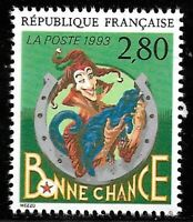 Timbre France  N°2843