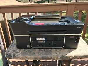 Dell V515W All-In-One Wireless Inkjet Printer w/ Ink - Tested, Works Great!
