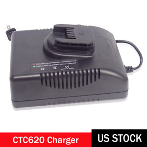 CTC620 Charger for Snap on CTFU620 Battery CTB6187 CTB4187 CTB6185 CTB4185 New