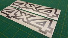 Nissan Navara NP300 Terrano Inférieur de Porte Sticker Autocollants Graphique