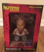 "Titans Vinyl The Pulp Fiction Collection BUTCH COOLIDGE 4.5"" New York Comic Con"
