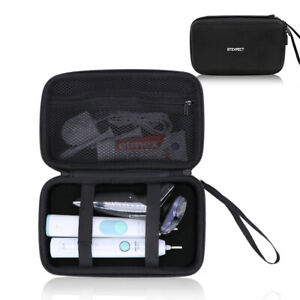 Universal Electric Toothbrush Travel Case for Oral B Pro/Phillips Sonicare