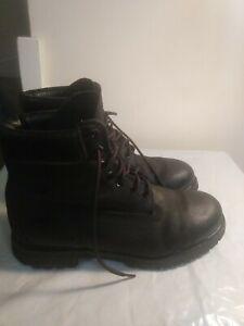Mens  Timberland Work Boots Size 11_D