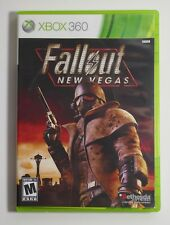 Fallout: New Vegas (Microsoft Xbox 360, 2010) COMPLETE