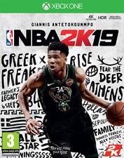NBA 2K19 (Basket 2019) XBOX ONE IT IMPORT TAKE TWO INTERACTIVE