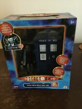 DOCTOR WHO BBC 1ST DOCTOR WITH TARDIS UNDERGROUND TOYS CHARACTER OPTIONS NIB