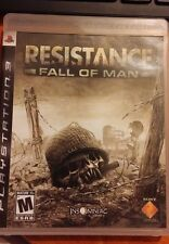 PLAYSTATION 3 PS3 GAME RESISTANCE FALL OF MAN BRAND NEW Greatests hits