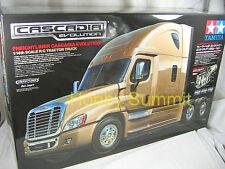 56340 Tamiya R/C  1/14 FREIGHTLINER CASCADIA EVOLUTION  Tractor Truck Kit