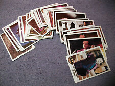 1989 Batman The Movie Trading Cards - 46 Mixed Cards LOT