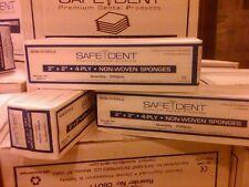 Gauze 2x2 4 Ply Non Woven Box Of 5000 Dental