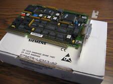 CP1413 H1 ETHERNET ISA PC CARD   6GK1-141-3AE00