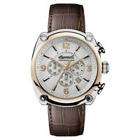 Ingersoll Mens Michigan Quartz Chronograph Watch - I01203
