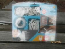 Brand New Safety 46 Piece 1st Essentials Child Proofing Kit Toddler Safe