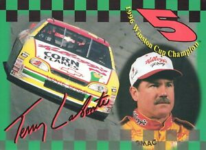 Terry Labonte 5 Kellogg's Corn Flakes Greeting All Occasion Cards Set of 12
